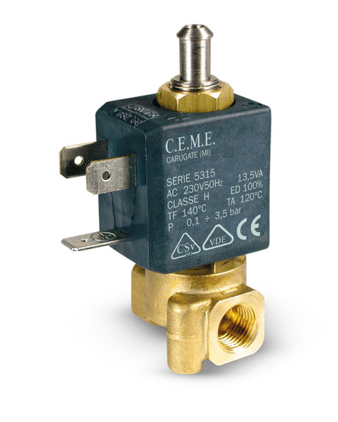 Ceme Solenoid Valves For Industry 5315