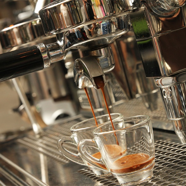 Applicazione   Caffè