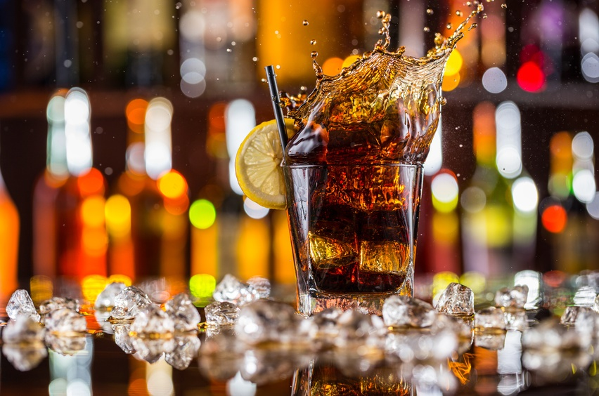 Getränkebereich